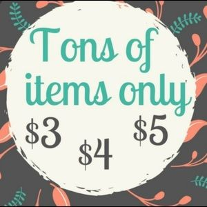 Closet clear out bundle and save 💰
